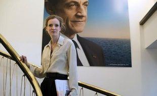 """Nathalie Kosciusko-Morizet, ancienne porte-parole de Nicolas Sarkozy a estimé que l'absence de ce dernier créait """"un très grand vide à droite"""""""