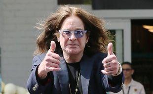 Le rockeur Ozzy Osbourne