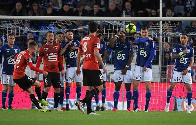 Strasbourg-Rennes: Le Stade Rennais remonte à la 10e place, sans Ben Arfa