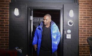 La caution du chanteur américain de R.Kelly a  été fixée à un million de dollars.