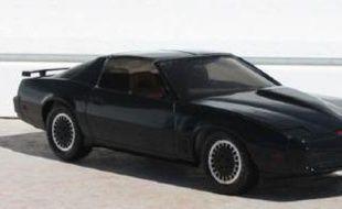La voiture héroïne de la série K2000