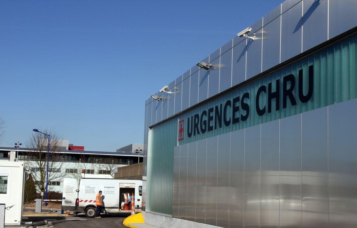 Illustration du service des urgences du CHRU de Lille. – M.LIBERT/20 MINUTES