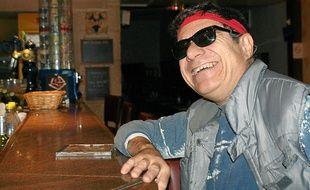 Roland Ramade, ex-leader du groupe Regg'Lyss dans les années 1990.