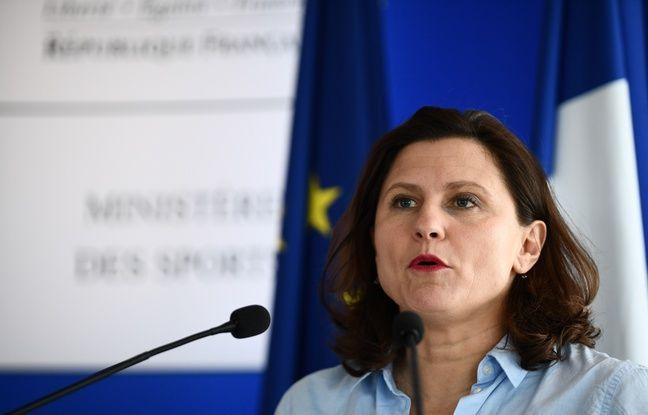 Coronavirus: Roxana Maracineanu «prête à confier une mission» à Jean-Michel Aulas
