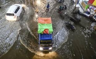 La mousson a déjà fait 209 morts en Inde, où de nouvelles inondations sont attendues.