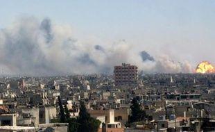 Six personnes, dont trois enfants, ont été tuées lundi dans un attentat à la voiture piégée dans la province syrienne de Homs (centre), a rapporté l'agence officielle Sana.