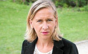 La journaliste Aline Robert, auteure d'une enquête sur les fraudeurs du CO2, «Carbone connexion»