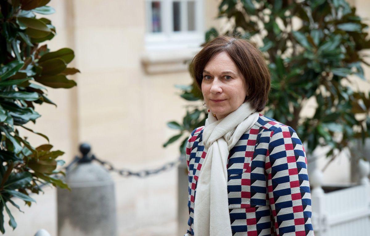 La ministre en charge du droit des Femmes, Laurence Rossignol, le 18 février 2016. –  CHAMUSSY/SIPA
