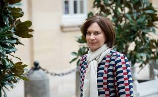 La ministre en charge du droit des Femmes, Laurence Rossignol, le 18 février 2016.