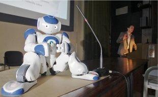 Ce robot est programmé pour jouer les anges gardiens auprès des seniors.