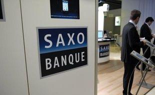 L'Autorité des marchés financiers (AMF) a requis jeudi une sanction de 150.000 euros à l'encontre de la société Saxo Banque France dans une affaire de commercialisation de produits complexes à destination des particuliers, remontant à 2009-2010.