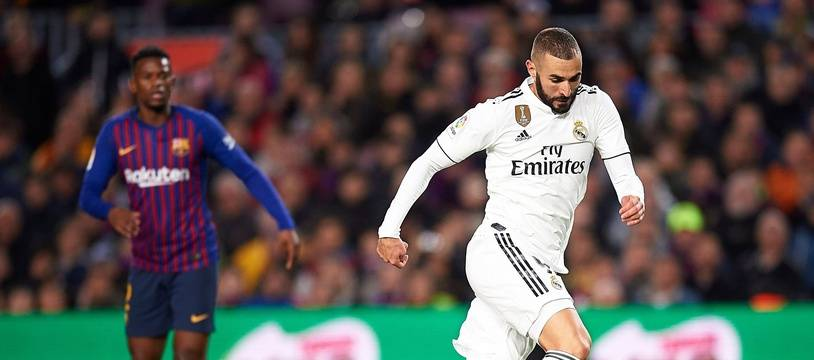 Benzema est l'homme en forme du Real Madrid.