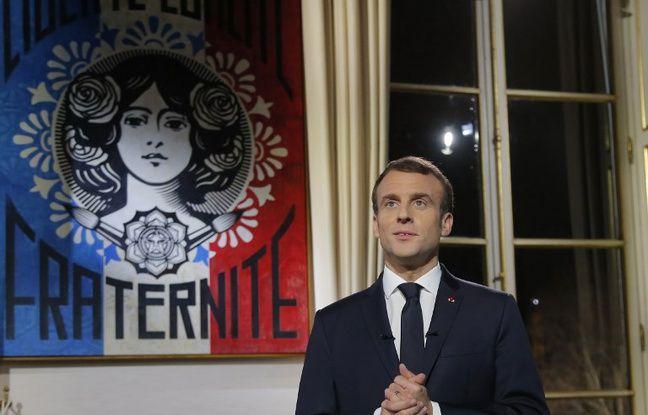 Affaire Benalla: Emmanuel Macron qualifie la décision du Sénat de «démarche politique»