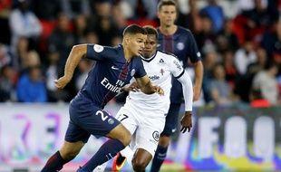 Hatem Ben Arfa face à Metz le 21 août 2016.