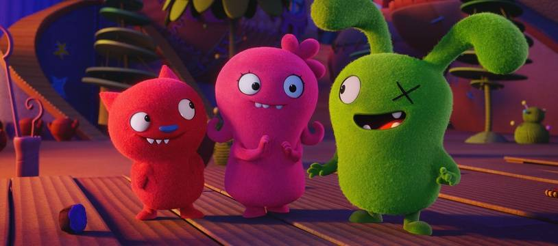 «Ugly Dolls» de Kelly Asbury