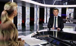 Gérald Darmanin au JT de France 2