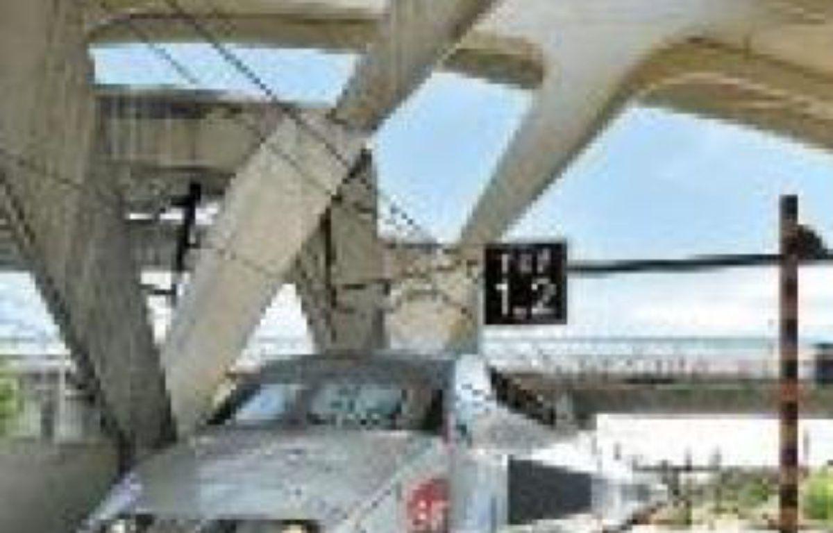 Lyon-Turin passerait par l'aéroport. –  R. LAFABREGUE / 20 minutes