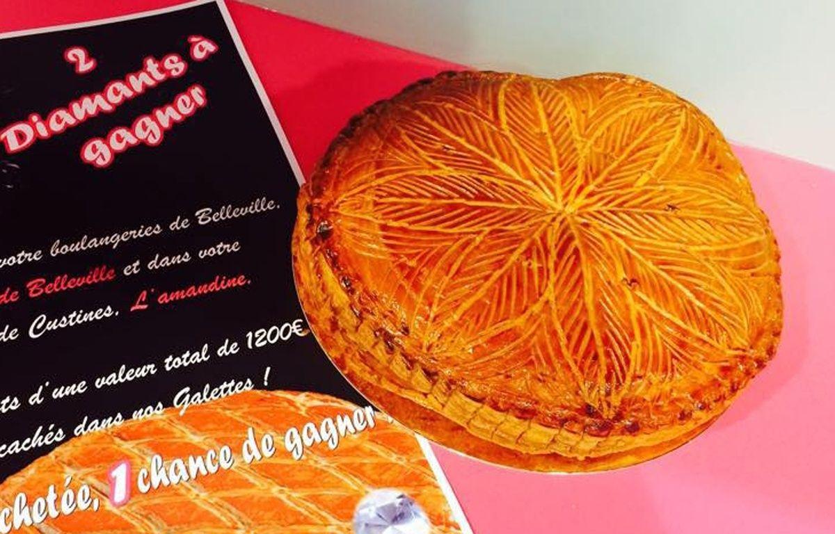 Galette des rois de la boulangerie Les Délices de Belleville (54) – Facebook