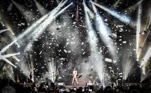 Le concert de Shakira à Bordeaux Métropole Arena, dimanche 24 juin, a attiré quelque 11.000 fans