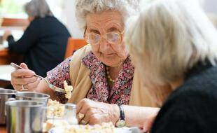 La perte d'appétit peut conduire à la dénutrition, un problème important pour nombre de personnes âgées