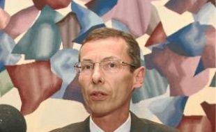Le procureur Frédéric Fèvre.