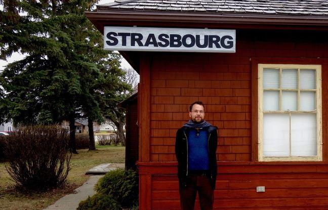 nouvel ordre mondial   «Conquistador de l'inutile», il s'est mis en tête de visiter les 16 Strasbourg du monde
