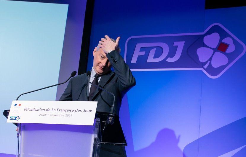 FDJ, ADP… Comment la majorité LREM tente de défendre les privatisations, loin du « fiasco » des autoroutes