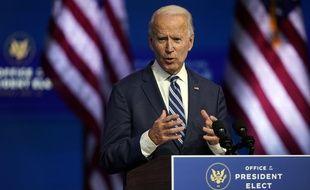 Présidentielle américaine : Joe Biden dit avoir « hâte » de parler à Donald  Trump