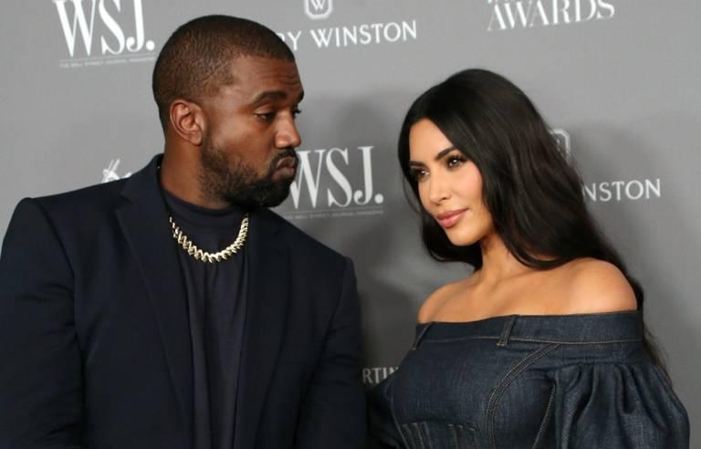 Kanye West demande pardon à sa femme Kim Kardashian après ses débordements