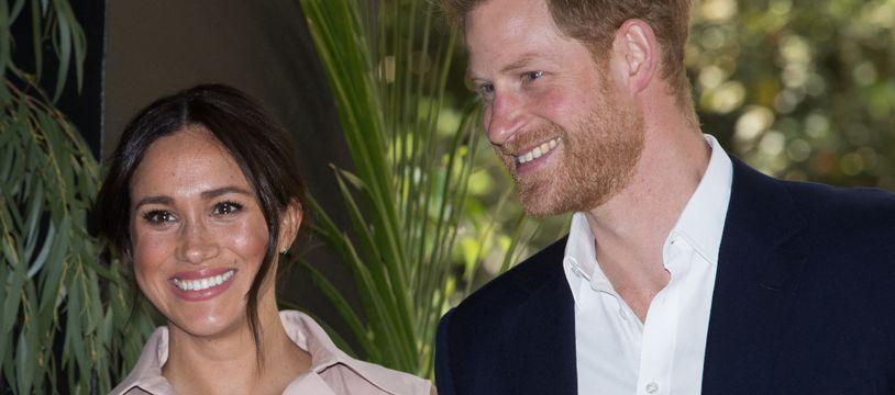Meghan, duchesse de Sussex, et le prince Harry