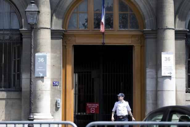 Vol de 50 kilos de coca ne au quai des orf vres un suspect interpell - Police judiciaire paris 36 quai des orfevres ...