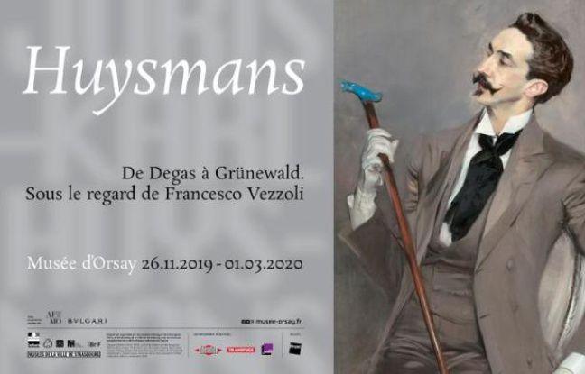 Exposition autour des critiques d'Art de Joris-karl Huysmans
