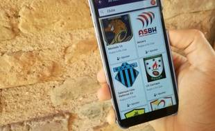 L'appli myRookie est développée par l'ancien international de rugby à XIII Eric Anselme.