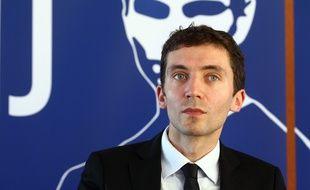 Julien Sanchez, le maire FN de Beaucaire