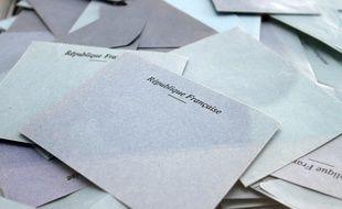 Illustration sur les élection législatives.