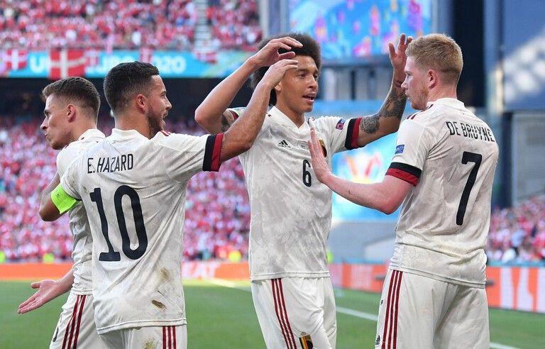 Danemark – Belgique Euro 2021 EN DIRECT : Le talent belge (De Bruyne, Hazard, Lukaku) fait la différence...
