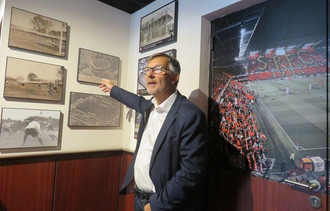 VIDEO. Rennes: Le Stade Rennais replonge dans son histoire et ouvre son musée