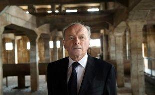 Le Défenseur de Droits Jacques Toubon, le 23 octobre 2014 à Aix-en-Provence