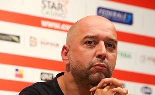 Gérard Lopez a repris Mouscron en juillet 2020