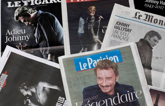 VIDEO. Mort de Johnny Hallyday: Retour sur la folle semaine d'adieux au Taulier