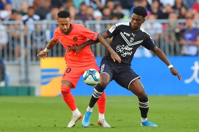Aurélien Tchouaméni joue aux Girondins de Bordeaux depuis l'âge de 11 ans.