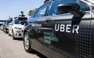 Uber déploie un service de location de voitures