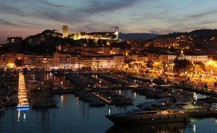 Les contraintes sanitaires liés à la pandémie de Covid-19 vont compliquer l'organisation des traditionnelles soirées du Festival de Cannes (Illustration)