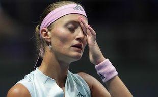 Kristina Mladenovic en 2019