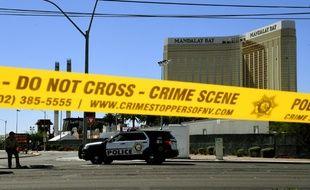 Las Vegas, théâtre de la fusillade la plus meurtrière de l'histoire moderne des Etats-Unis.