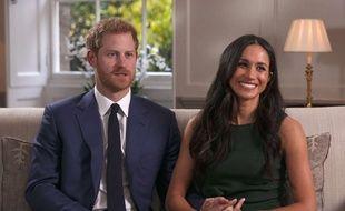 Meghan Markle et le prince Harry ont donné une interview à la BBC juste après l'annonce de leur future mariage, le 27 novembre 2017