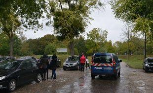 A Villefontaine dimanche 27 septembre au lancement des recherches