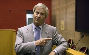 Vincent Bolloré poursuit France Télévisions pour diffamation