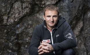 Ueli Steck est décédé lors d'une sortie de préparation sur le mont Everest.