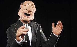 Jacques Chirac était l'un des personnages historiques des « Guignols de l'info »